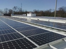 Array atop Access Self Storage in Clark, NJ